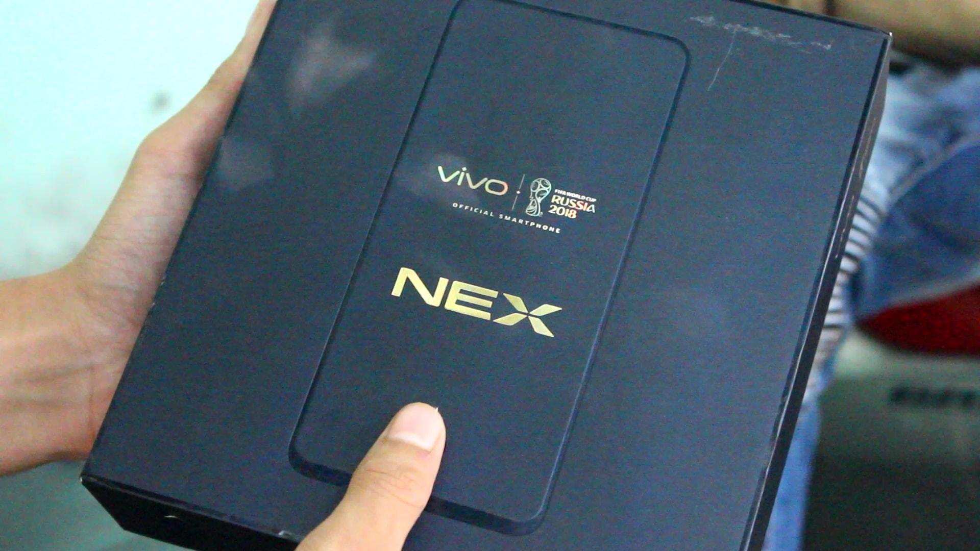 Vivo NEX Box
