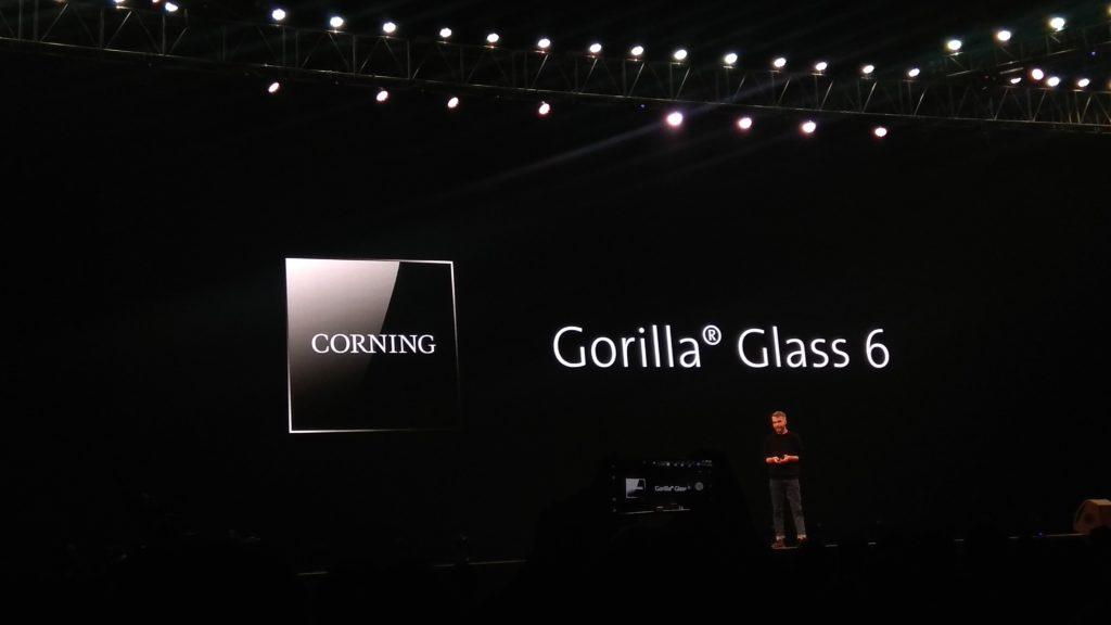 Corning Gorilla Glass 6 OnePlus 6T