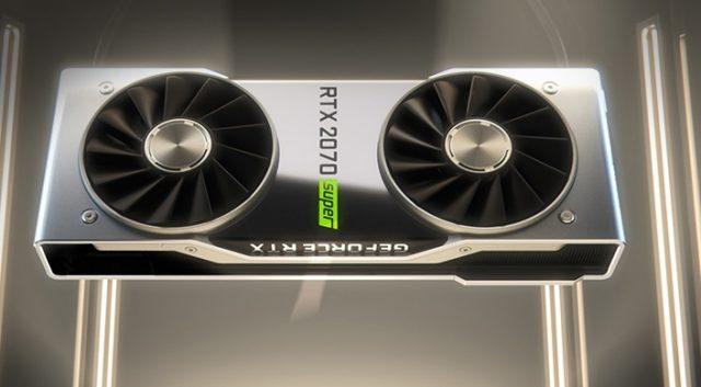 GeForce RTX 2070 SUPER GPU