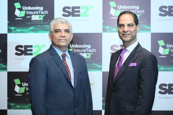 Vinod Kachroo CIO SE2 LLC and Chirag Buch Managing Partner SE2